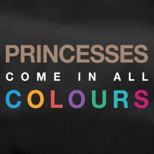 Princesses Come In All Colours - Special edition. - Duffel Bag