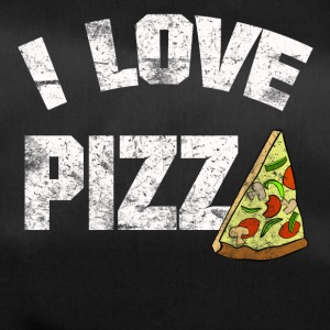 PIZZA I LOVE PIZZA SHIRT - Sporttasche