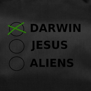 Design Darwin Aliens - Duffel Bag