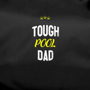 Verontruste - TOUGH POOL DAD - Sporttas