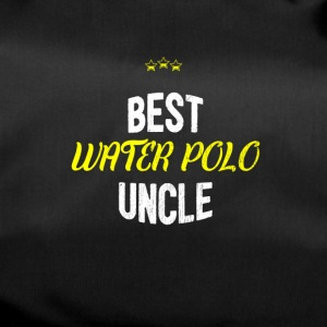 Distressed - BEST WATERPOLO UNCLE - Duffel Bag