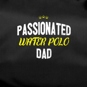 Distressed - PASSIONATED WATERPOLO DAD - Duffel Bag