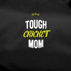 Verontruste - TOUGH CRICKET MOM - Sporttas