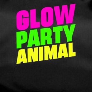 Glow Party Animals Bright neon farger gøy - Sportsbag