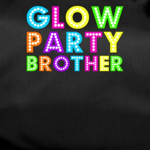 Glow Party Brother - Sportsbag