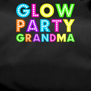 Glow Party Mormor - Sportväska