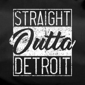 Straight Outta Detroit Distressed - Duffel Bag