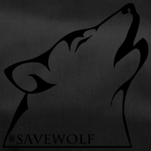 #SaveWolf - Duffel Bag