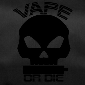 Vape or the (black) - Duffel Bag