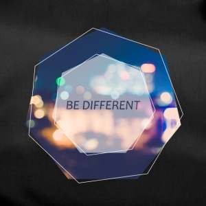 Be Different - Sporttas