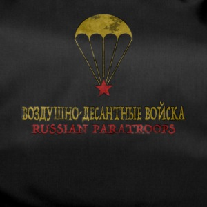 Russian paratroops airborne special forces - Duffel Bag