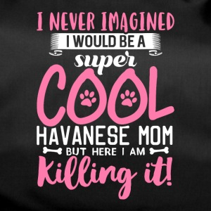 Super Cool Havanese Mom - Sporttasche