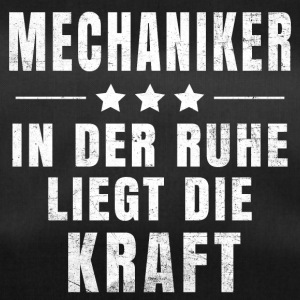 Mechaniker T-Shirt - Sporttasche