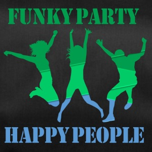 Funky Party Happy People - Sportväska