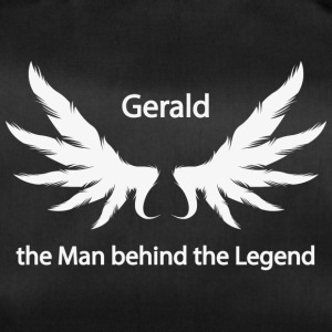 Gerald the Man behind the Legend - Duffel Bag