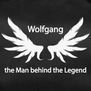 Wolfgang the Man behind the Legend - Sporttasche