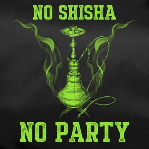 No Shisha no Party - Sporttasche