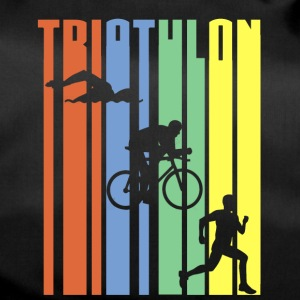 TRIATHLON - Stripes - Sporttasche