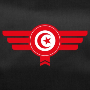 Tunisia emblem flag - Duffel Bag
