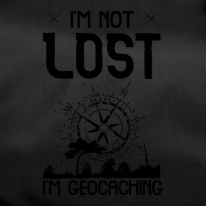 I´m Not Lost I´m Geocaching - Sporttasche