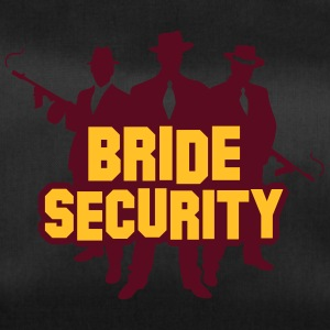 Security Team Of The Bride. - Duffel Bag