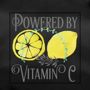 Powered by Vitamin C - Sporttasche