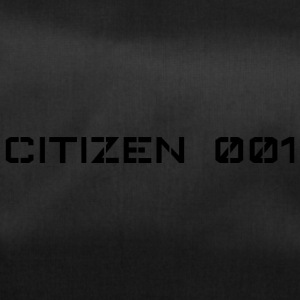 CITIZEN 001 - Duffel Bag