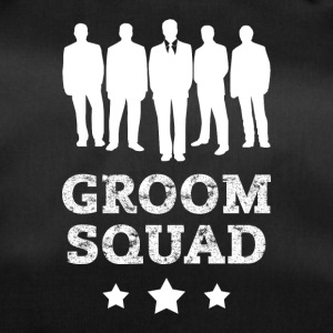 groom squad - Sporttasche