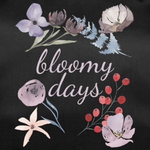 Bloom successful and beautiful days - Duffel Bag