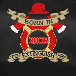 Born 2005 Fire fire brigade - Duffel Bag