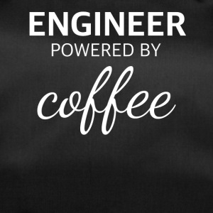 ENGINEER powered by COFFEE lustiges Ingenieur - Sporttasche