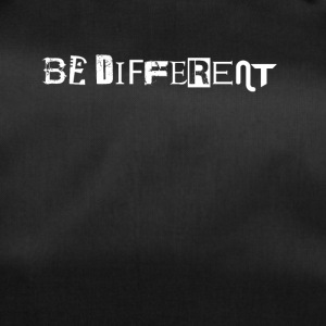 Be different - Duffel Bag