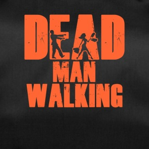 Dead Man Walking Men T-shirt - Sac de sport