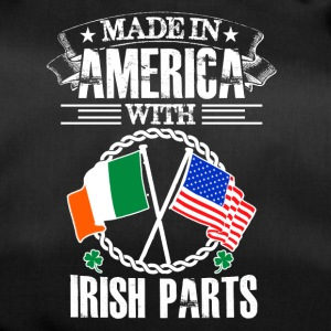 Made in America with Irish Parts - Sporttasche