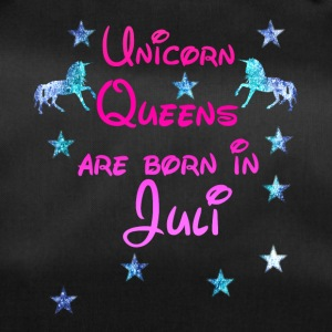 Unicorn Queens born July - Duffel Bag