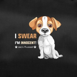 Dog T Shirt | Innocent Jack Russel - Duffel Bag