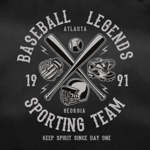 Baseball Legends Sporting Team Spirit Sport Shirt - Sportstaske