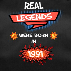 Real legends comic born in 1991 - Duffel Bag