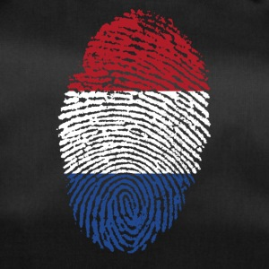 Fingerprint i love NETHERLANDS - Duffel Bag