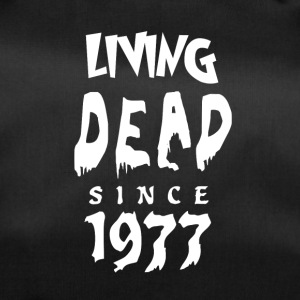 Living Dead since 1977, Zombie's birthday - Duffel Bag