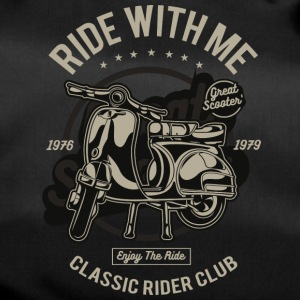 Ride With Me - Sportsbag