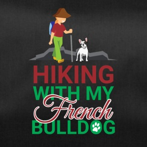 HIKING FRENCH BULLDOG - Sporttasche