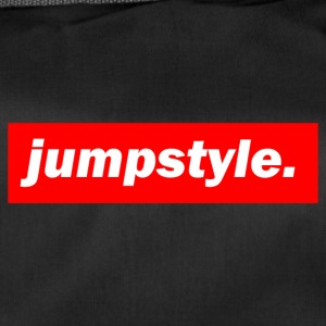 techno mischpult red bass bpm jumpstyle - Sporttasche