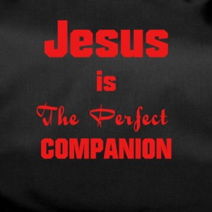 Jesus-Christ, the perfect companion - Duffel Bag