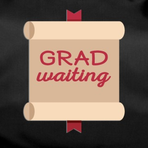 High School / Onderwijs: Degree Waiting - Sporttas