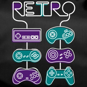 Retro Gaming - Sac de sport