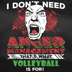 Anger Management - VOLLEYBALL - Duffel Bag