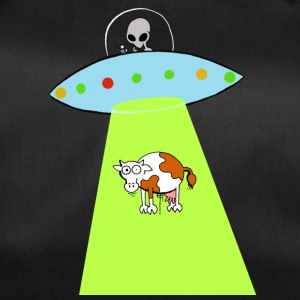 Cow and UFO - Duffel Bag