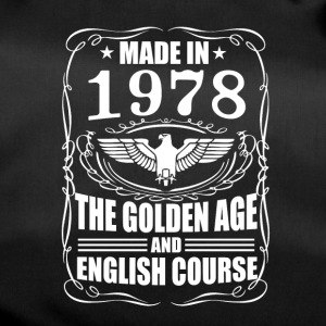 Made in 1978 - The Golden Age - Duffel Bag