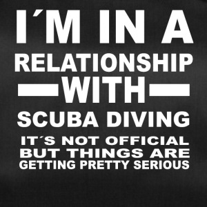 relationship with SCUBA DIVING - Sporttasche